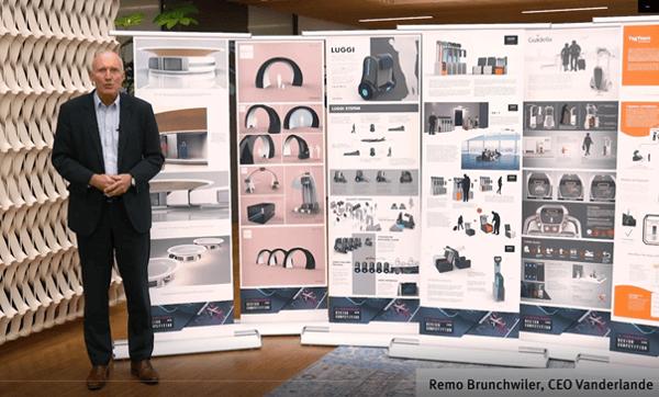 Remo Brunchwiler CEO Vanderlande